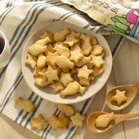 乳酪星星魚140g/包