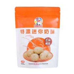 特濃迷你奶酥-芝麻鹹香58g