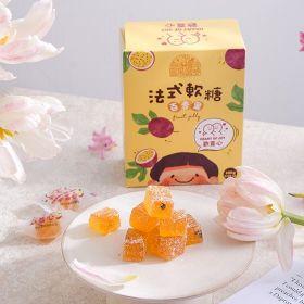 法式水果軟糖-百香果100g