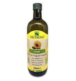 葵花油 1L Crudigno 有機初榨冷壓