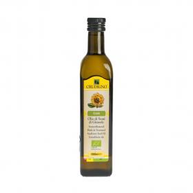 葵花籽油500ml Crudigno 有機初榨冷壓