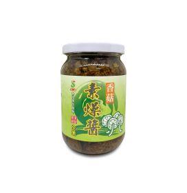 禾一發香菇素燥醬 350克