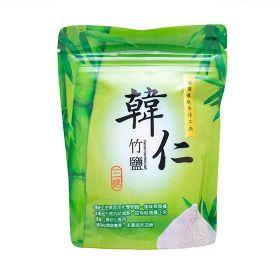 三烤韓仁竹鹽200g