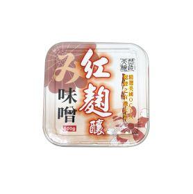 禾一發有機紅麴 味噌 500g