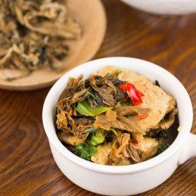 梅干菜100克/包