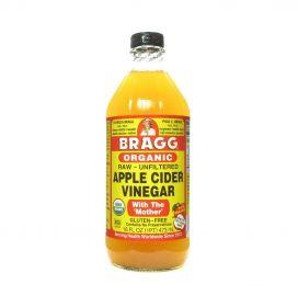 有機蘋果醋-16oz