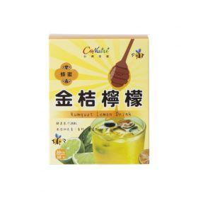 蜂蜜金桔檸檬飲200g(10入)