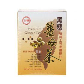 黑糖薑母茶(台糖)