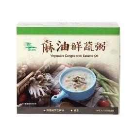 麻油鮮蔬粥310g(10入)