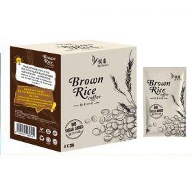 悅意無糖糙米咖啡 30gx8包/盒
