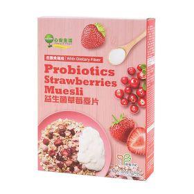 益生菌草莓麥片300g
