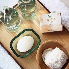 舒潤沐浴皂80g