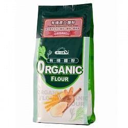 統一有機原白麵粉 500g