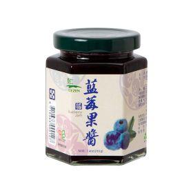 藍莓果醬-五惠 210g